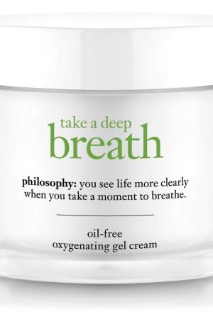 Take A Deep Breath Moisturizer