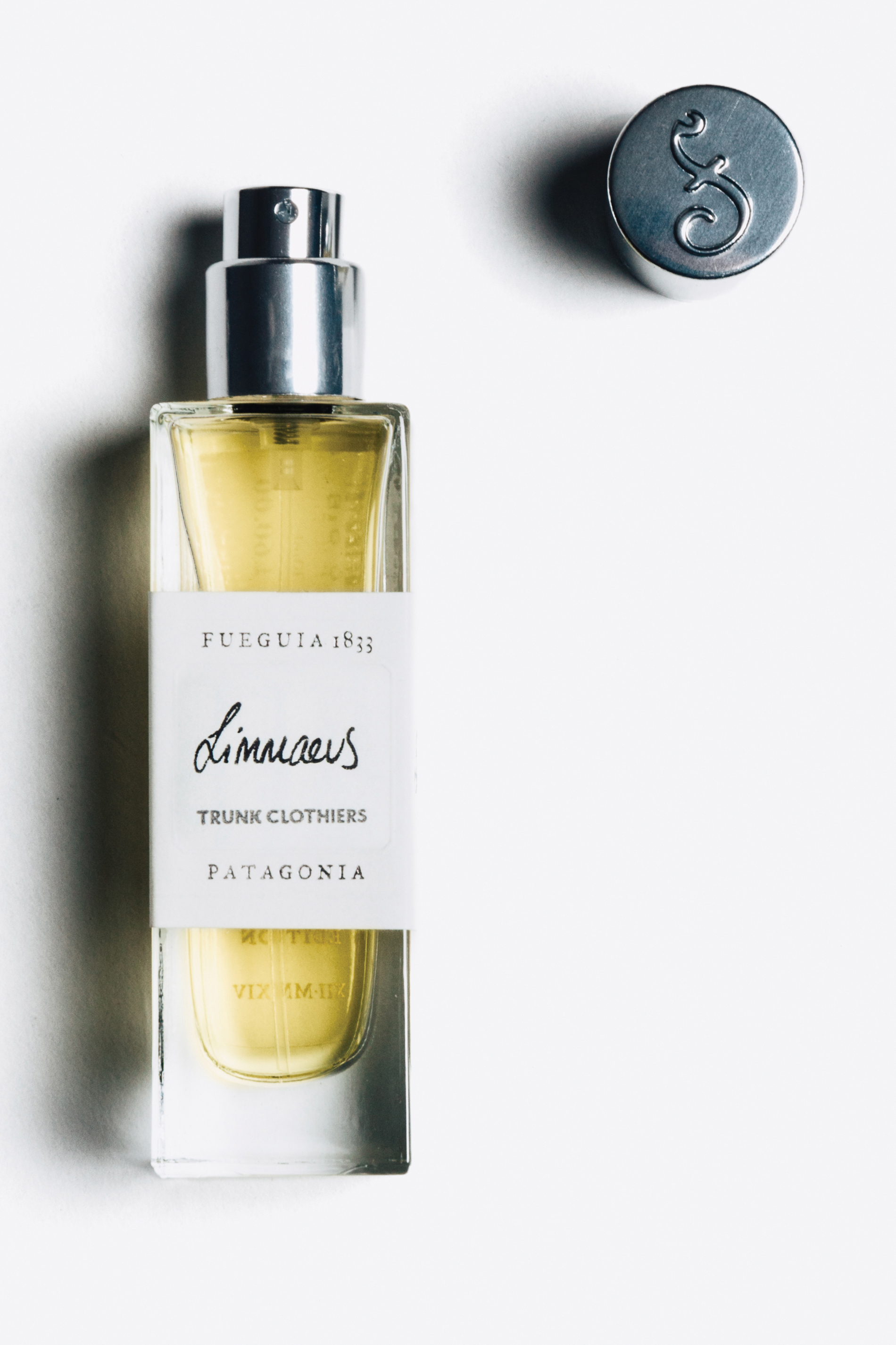 A unisex fragrance from Mats Klingberg, the founder of Trunk Clothiers, and Fueguia 1833 Patagonia Laboratorio de Perfumes.