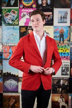 Tom Criland's 30-year-jacket.