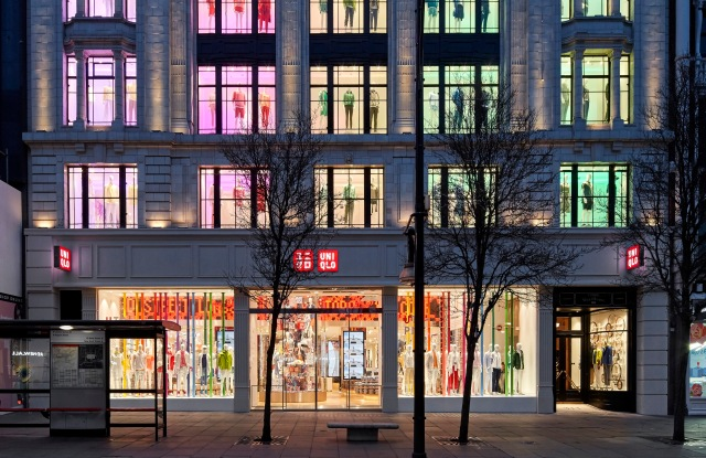 Uniqlo's London Flagship