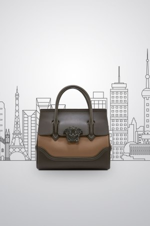 Versace's Palazzo Empire bag