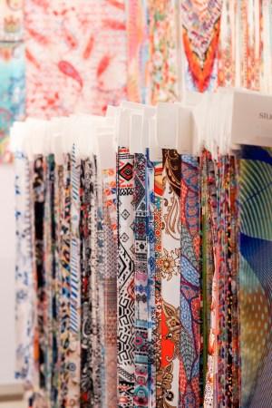Seventies Fabrics at LA Textile Show
