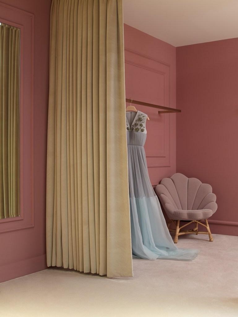 Moda Operandi's London showroom