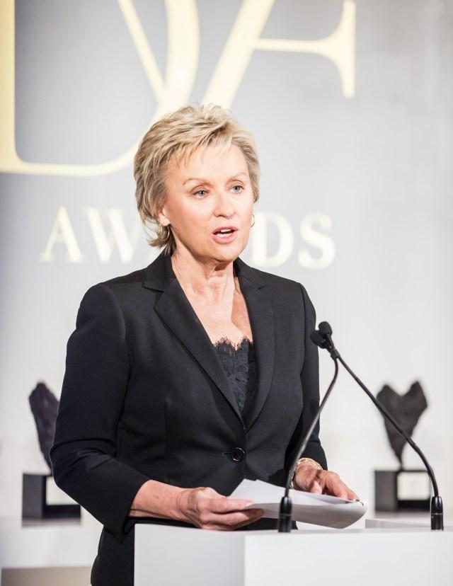 Tina Brown at the 7th Annual DVF Awards