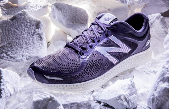 3D printed New Balance