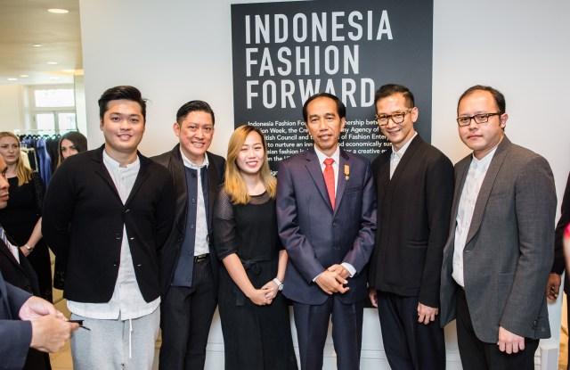 Indonesia Fashion Forward