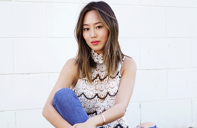 Aimee Song is Laura Mercier's first influencer ambassador.