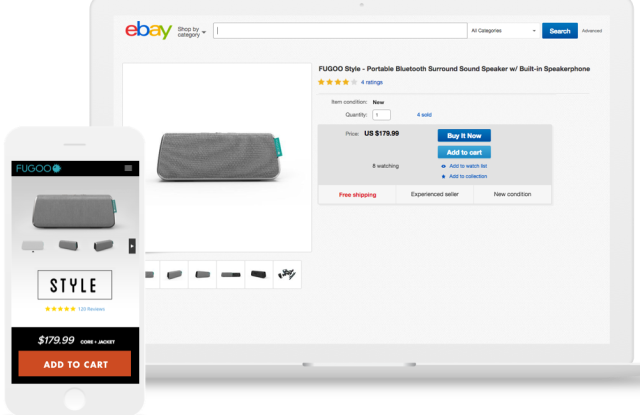 BigCommerce begins new offering with eBay.
