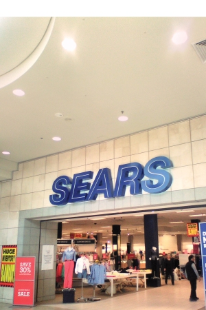 Sears Holdings Corp. is currently on track to close 330 Sears and Kmart locations this year.