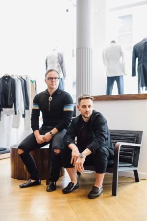 Matt Breen and Brian Trunzo
