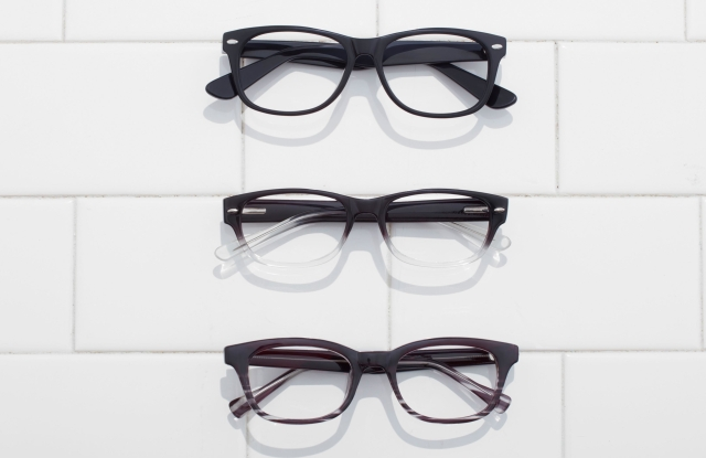 Cohen's Fashion Optical's private label collection, The Collective.