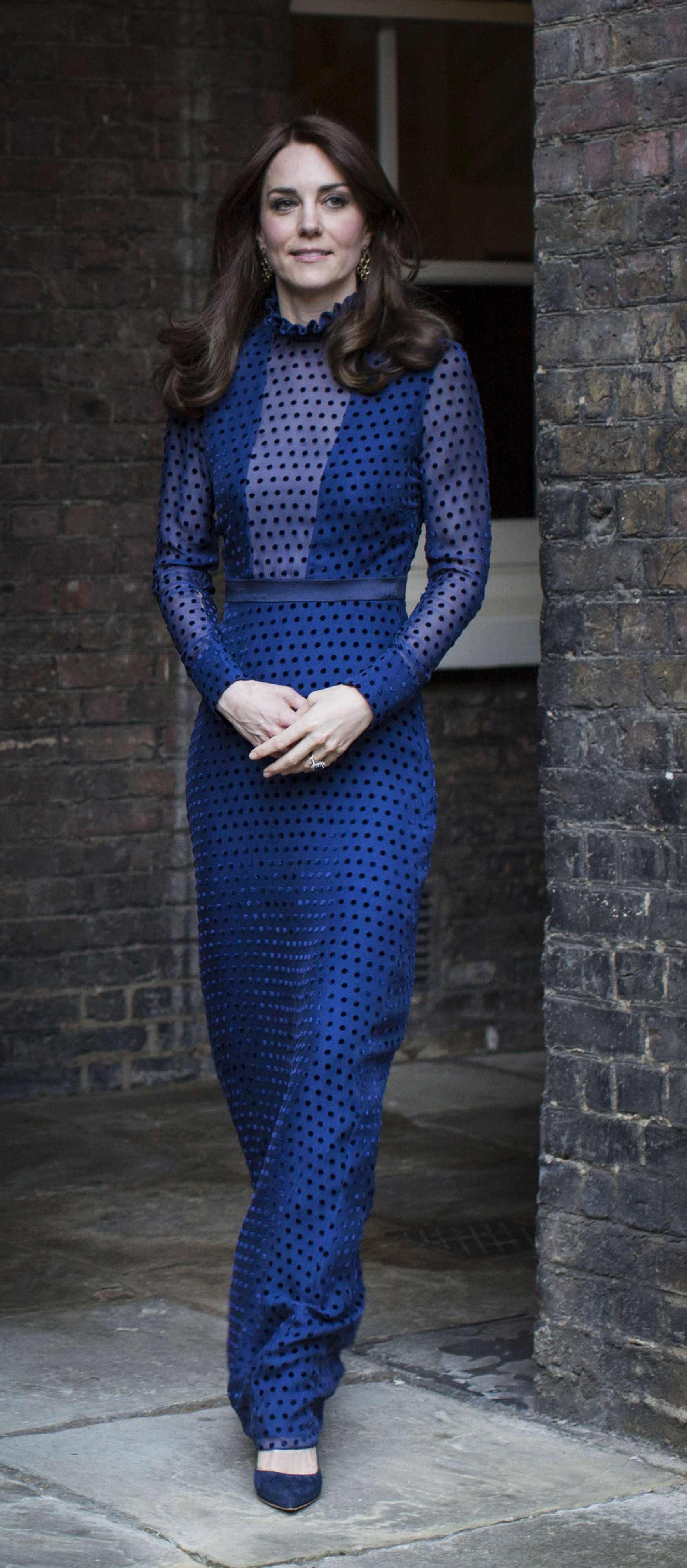 The Duchess of Cambridge Saloni