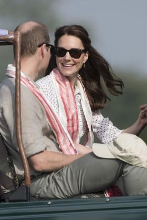 Duke Duchess of Cambridge Royal Tour India Bhutan