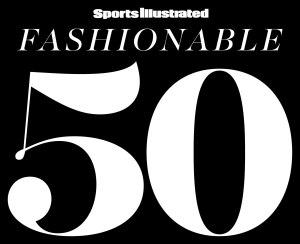 SI's Fashionable 50 logo.