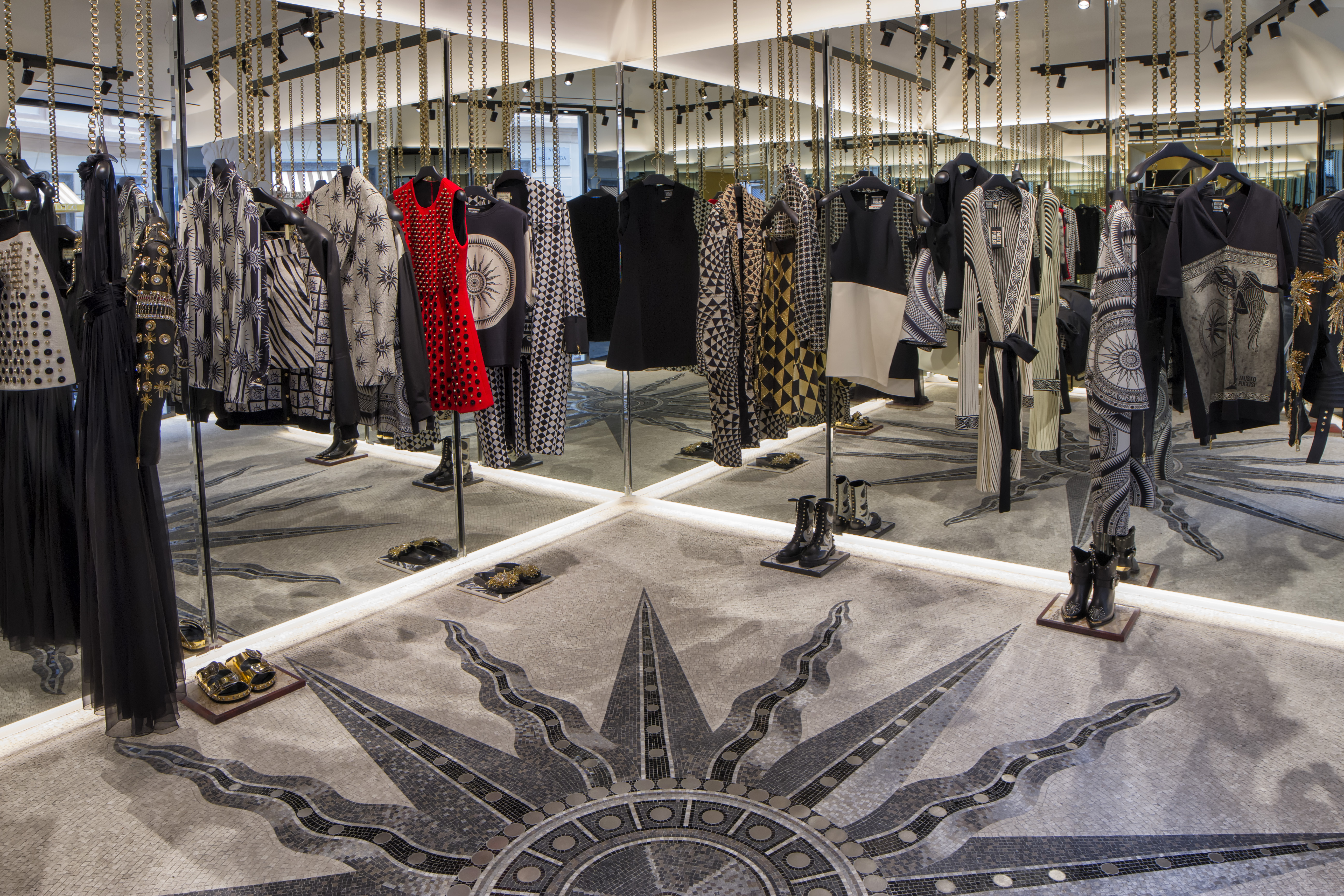 Fausto Puglisi's First Store