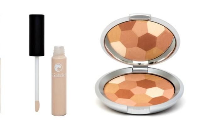 Makeup from Gabriel Cosmetics