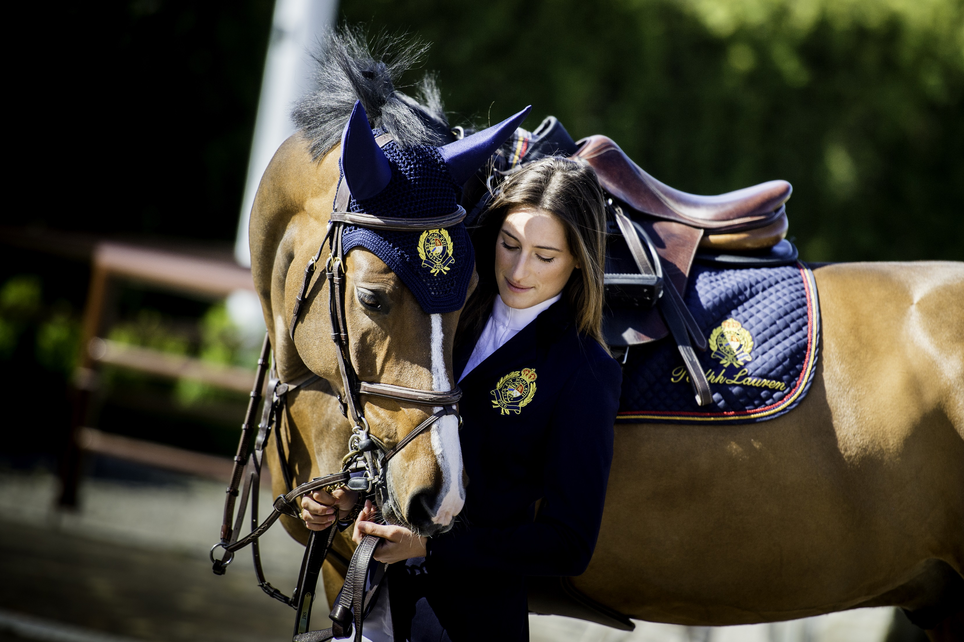 Jessica Springsteen is Polo Ralph Lauren's new brand ambassador.