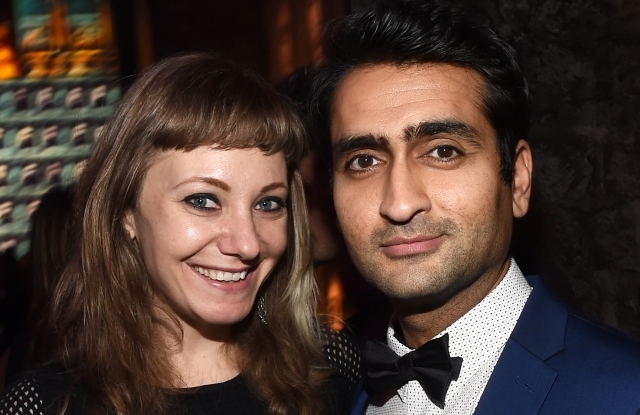 Game of Thrones premiere Emily V. Gordon and Kumail Nanjiani