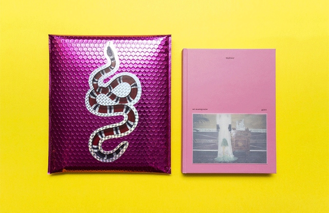 Epiphany, Gucci's limited-edition book