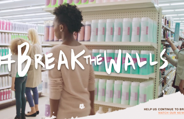 SheaMoisture's new call-to-action campaign