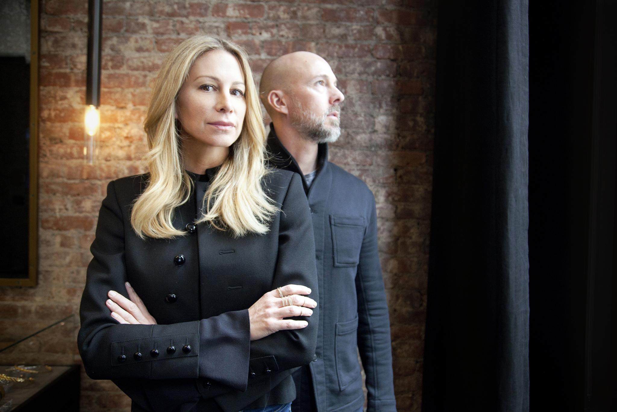 Jennifer and Kevin Fisher