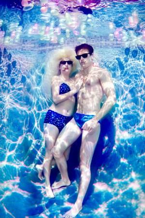 Kate Bond and Morgan LLoyd