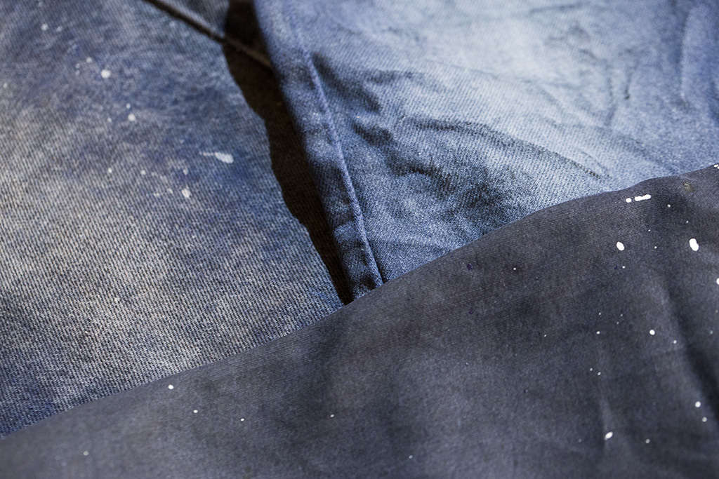 Styles from the Rational Denim collection.
