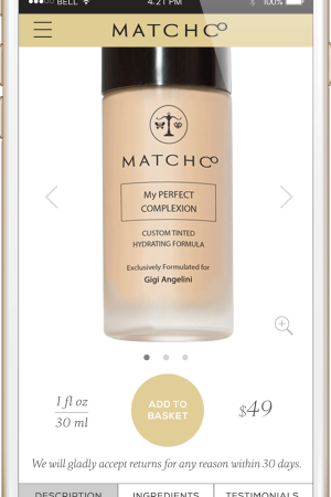 MATCHCo Provides Personalized Beauty