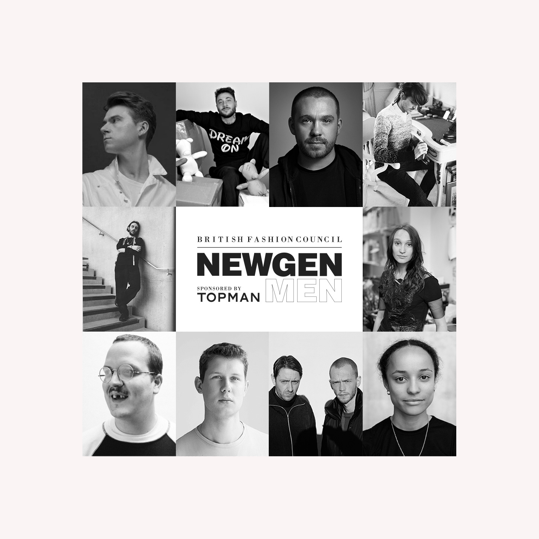 NewGen Men Recipients