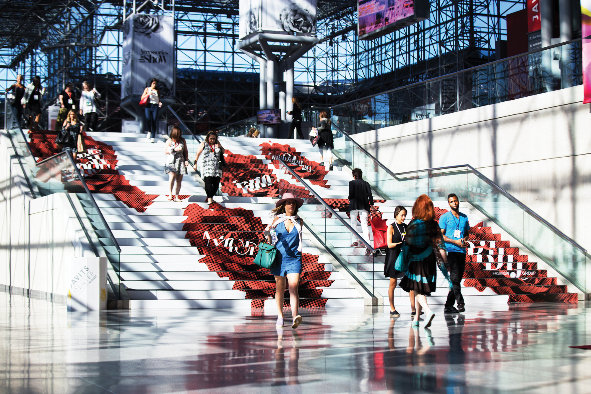 UBM's acquisition of BJI creates a trade-show giant.