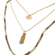 A necklace from Kelly Killoren by Kelly Killoren Bensimon for HSN.