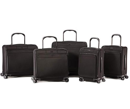 Hartmann's New Glider Luggage