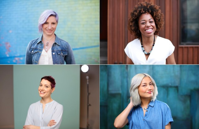 Dove's #LoveYourHair campaign.