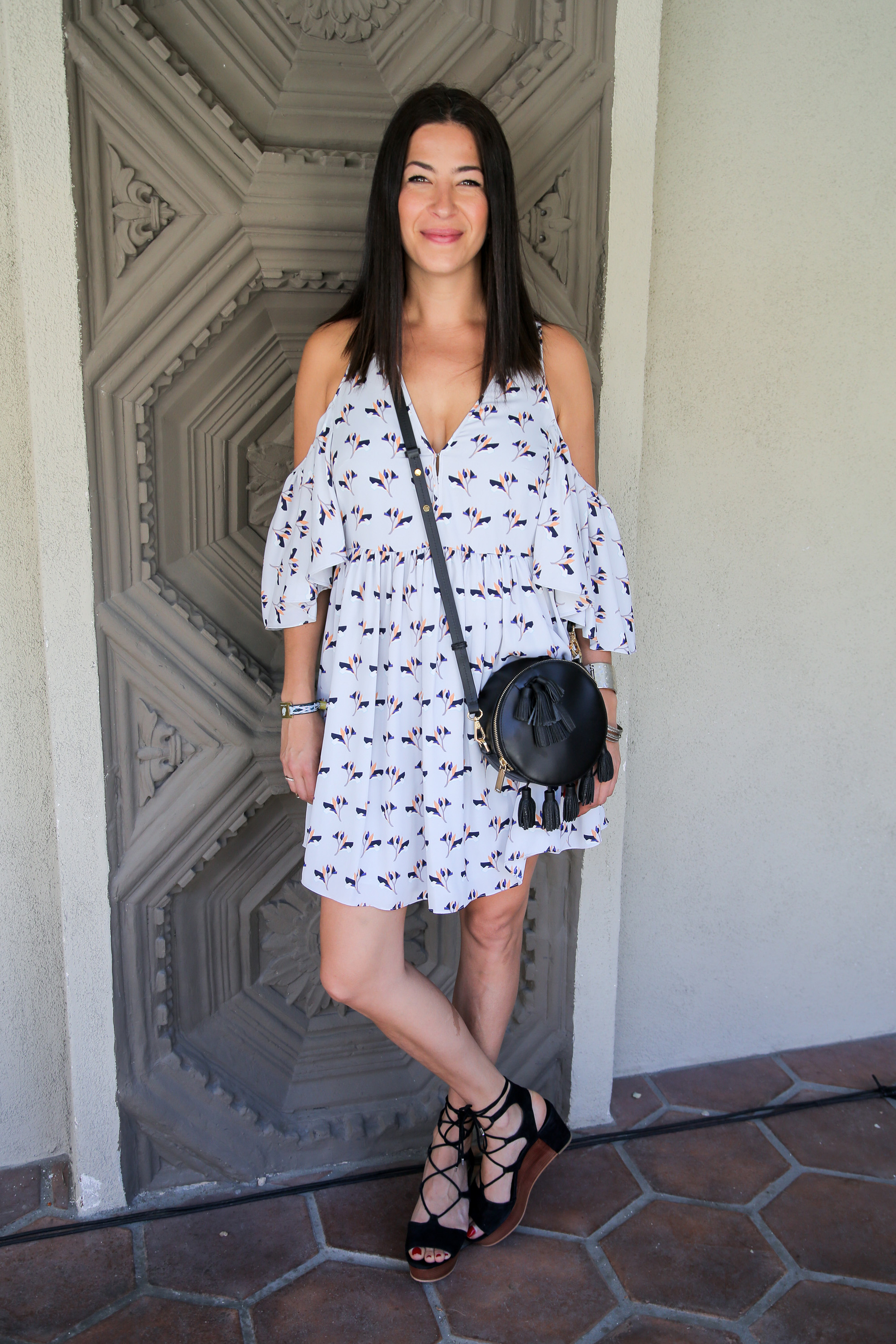Rebecca Minkoff Coachella 2016 Rebecca Minkoff and Smashbox lunch