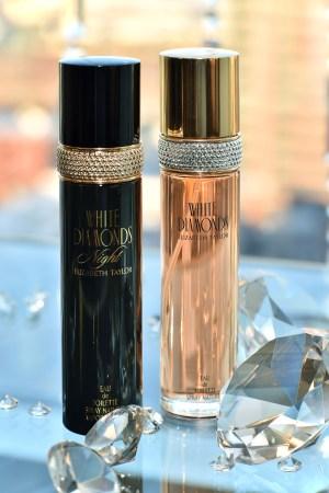 The White Diamonds  fragrances.