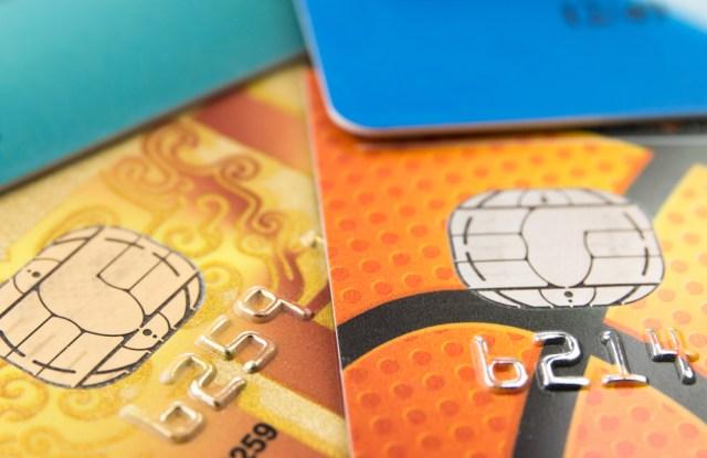 EMV card shipments in the U.S. rose 211%.
