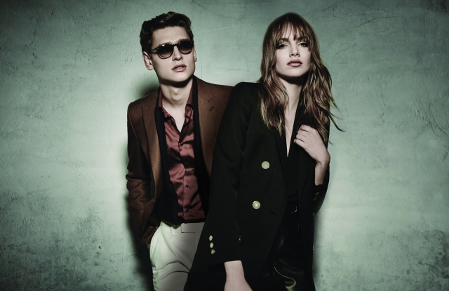 Reiss Spring 2016 campaign