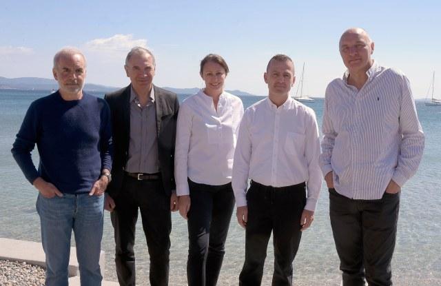 Ralph Toledano, Carlo Capasa, Caroline Rush, Steven Kolb, Pascal Morand