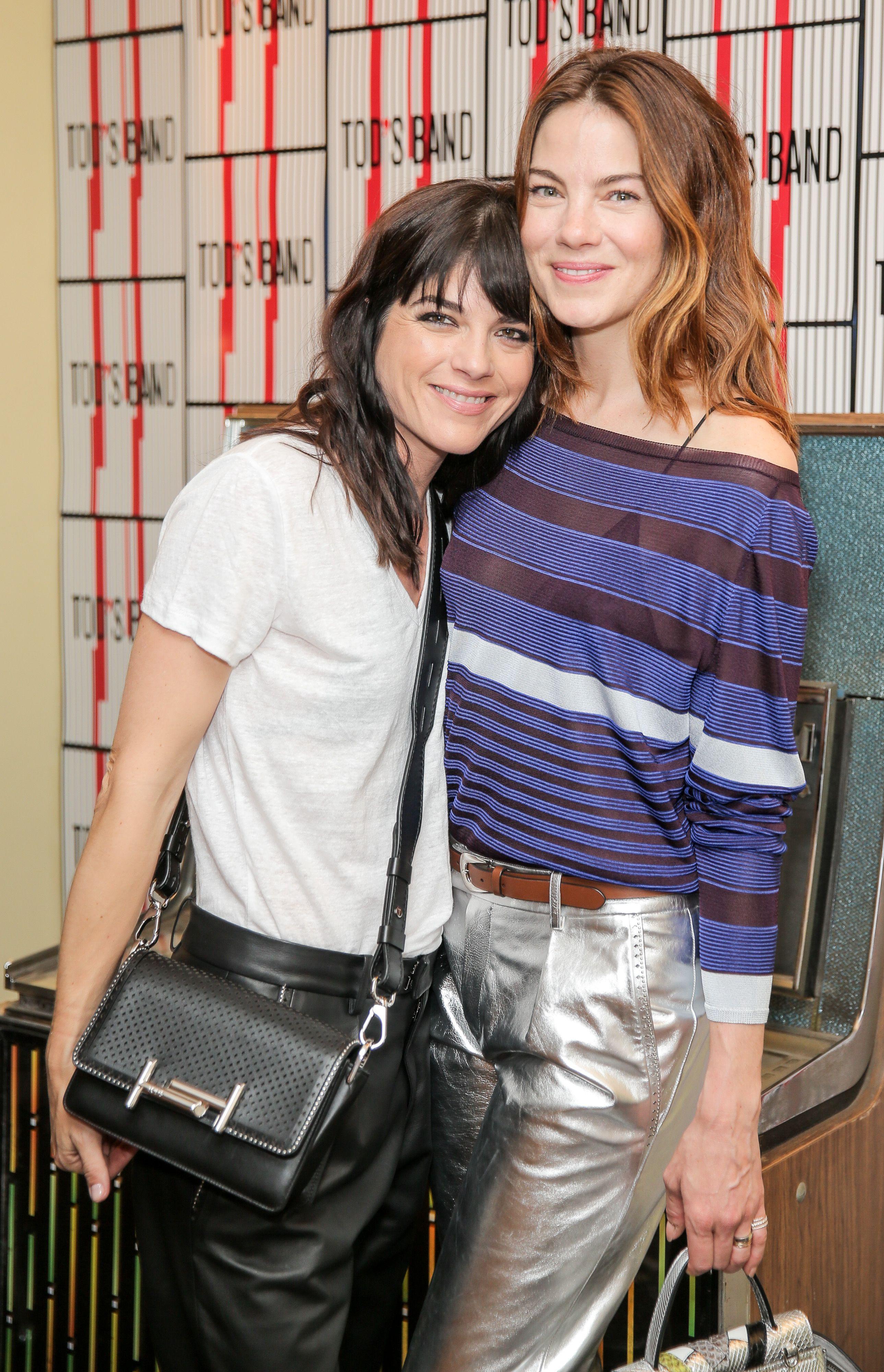 Selma Blair and Michelle Monaghan