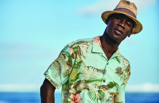A look from Tommy Bahama Island Zone