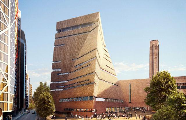 Tate Modern Uniqlo