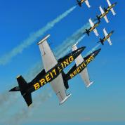 The Breitling Jet Team