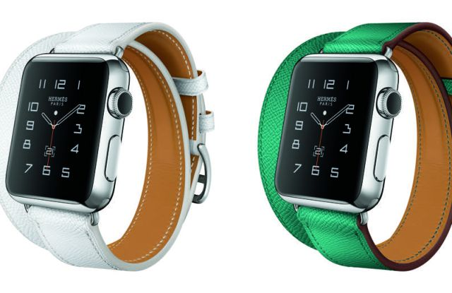 Apple Watch Hermes introduces new colors.