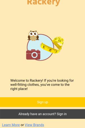 The Rackery App