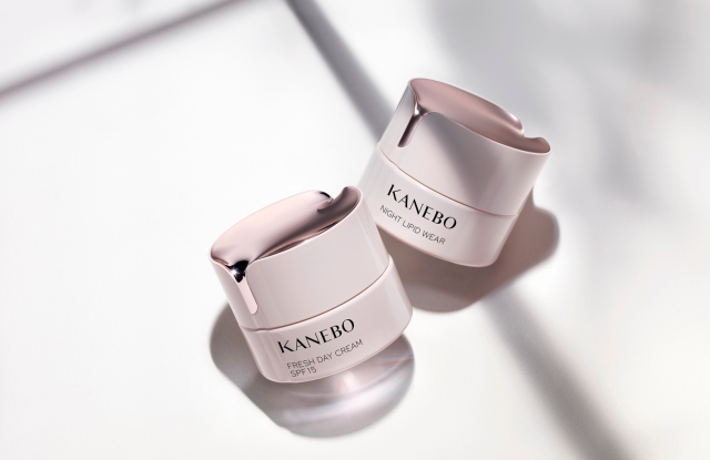 Face creams from the new Kanebo brand