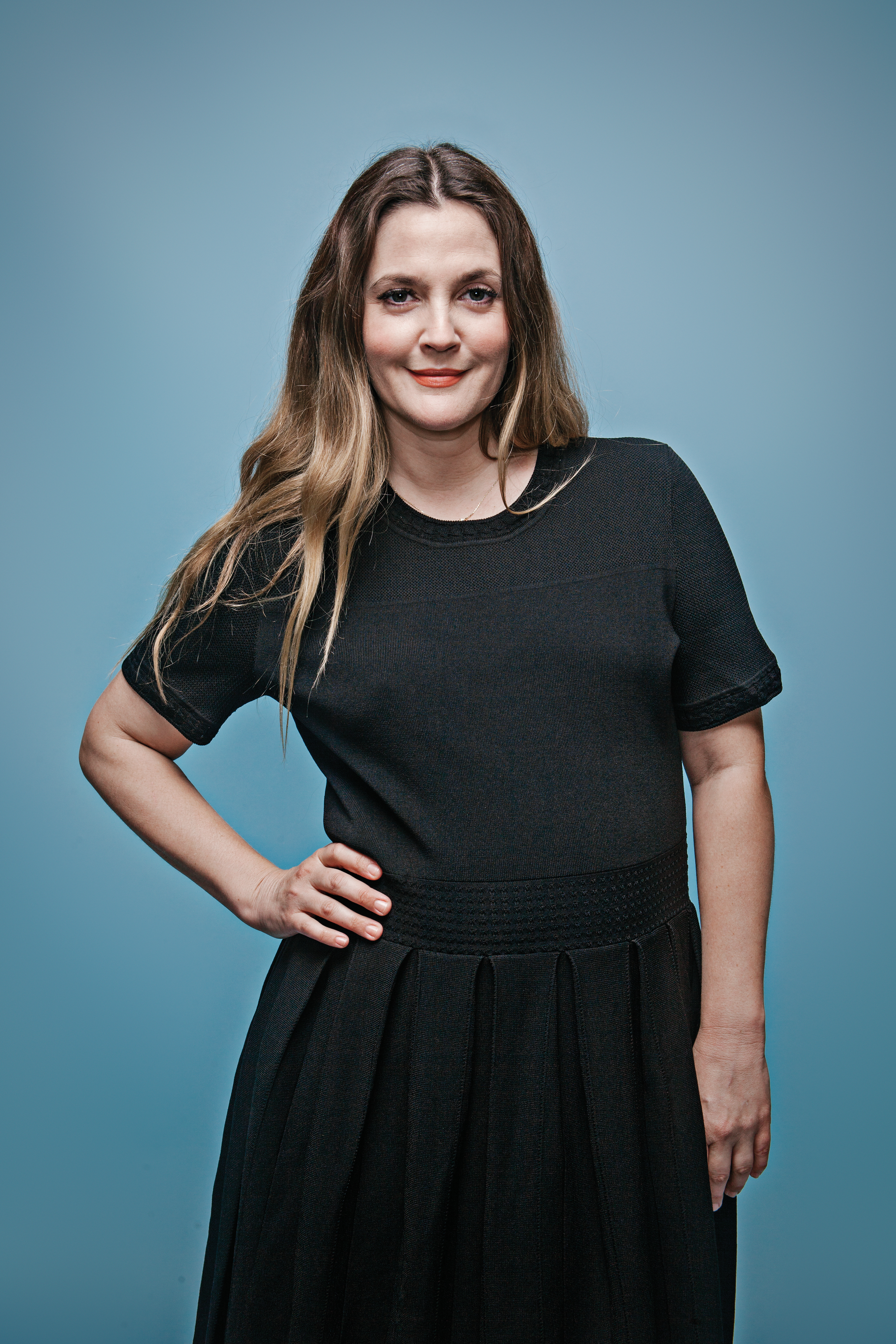 """""""We thought, instead of carving out money for marketing and being a smaller upstart, we'll put money into formulas so we can...serve that same lipstick that retails for upward of $40 and charge $6 to $8."""" Drew Barrymore, Flower Beauty"""