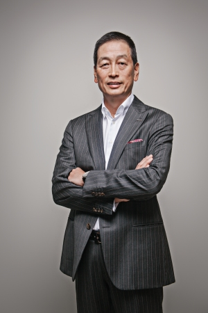 Shiseido CEO Masahiko Uotani