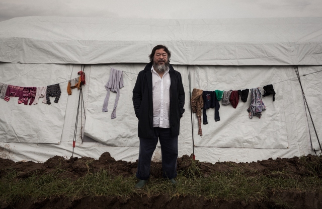 """Ai Weiwei: """"Say all you know and say it without reserve"""""""