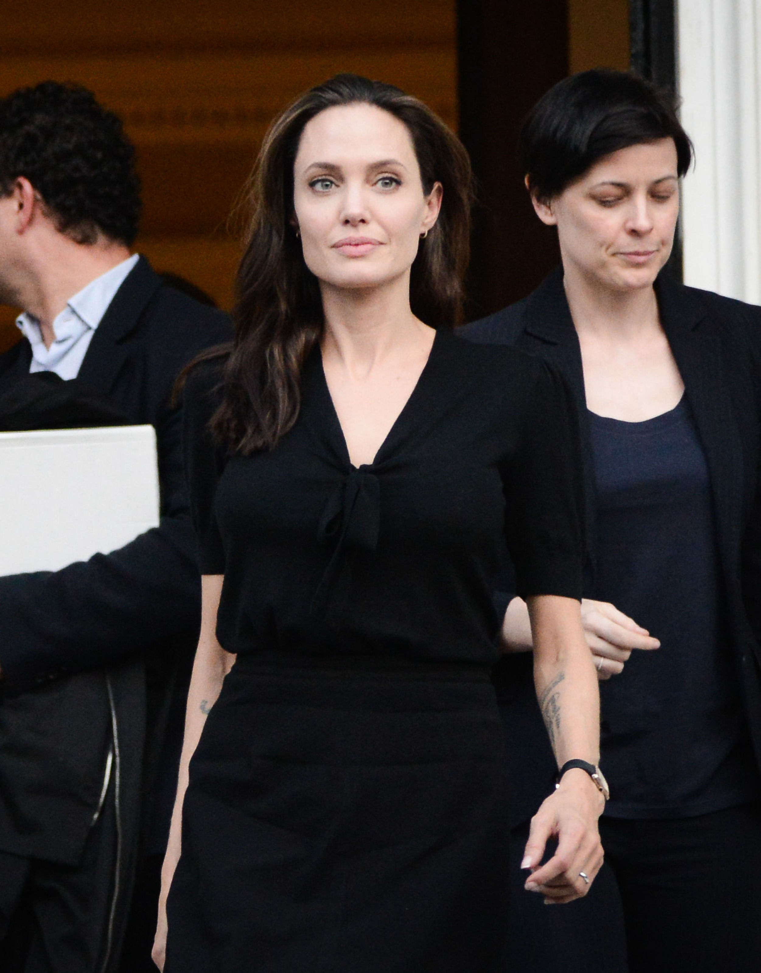 Angelina Jolie London School of Economics