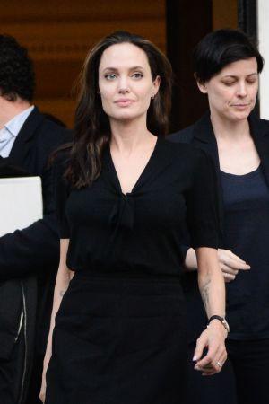 Angelina Jolie London School of Economics